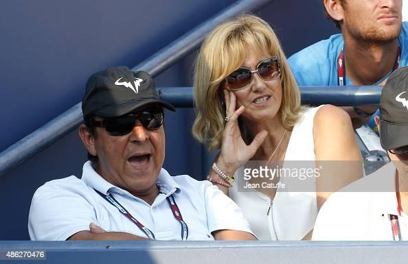 Sebastian Nadal and An...