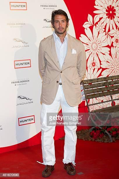 Sebastian Palomo attends 'Corazon Solidario' awards 2014 at Miguel Angel Hotel on July 2 2014 in Madrid Spain