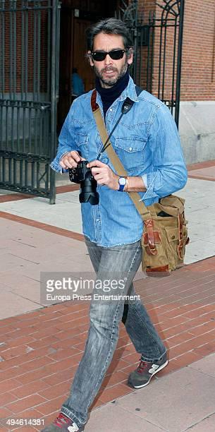 Sebastian Palomo Danko attends San Isidro Fair at Las Ventas Bullring on May 29 2014 in Madrid Spain