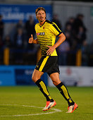 Sebastian Prodl of Watford during the Pre Season Friendly match between St Albans City and Watford at Clarence Park on July 8 2015 in St Albans...