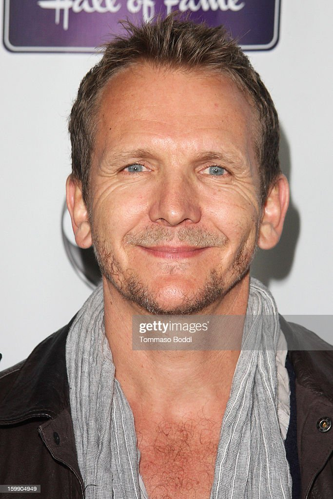 Sebastian Roche attends the 'The Makeover' Los Angeles premiere held at the Fox Studio Lot on January 22, 2013 in Century City, California.