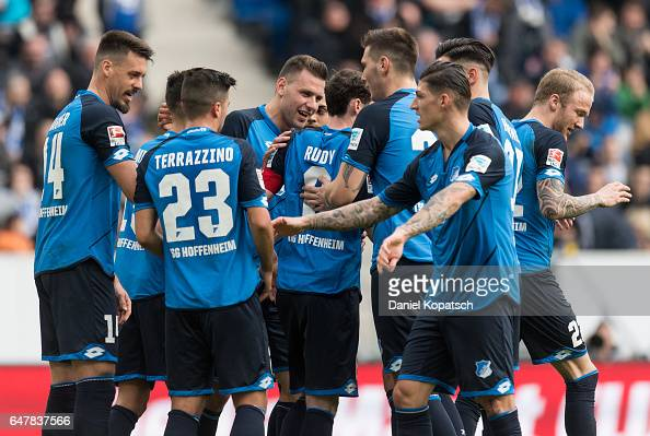 TSG 1899 Hoffenheim v FC Ingolstadt 04 - Bundesliga : News Photo