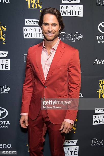 Sebastian Rulli attends People En Espanol '50 Most Beautiful' at Espace on May 17 2016 in New York City