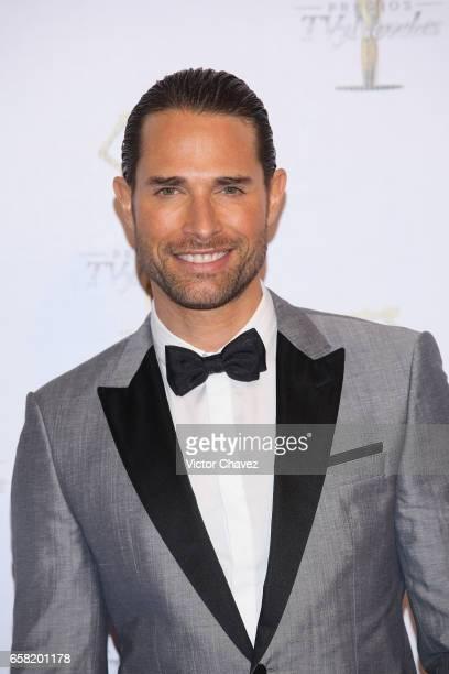 Sebastian Rulli attends Premios Tv y Novelas 2017 at Televisa San Angel on March 26 2017 in Mexico City Mexico
