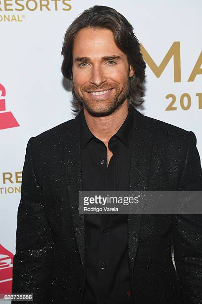 Sebastian Rulli attends the 2016 Person of the Year honoring Marc Anthony at the MGM Grand Garden Arena on November 16 2016 in Las Vegas Nevada