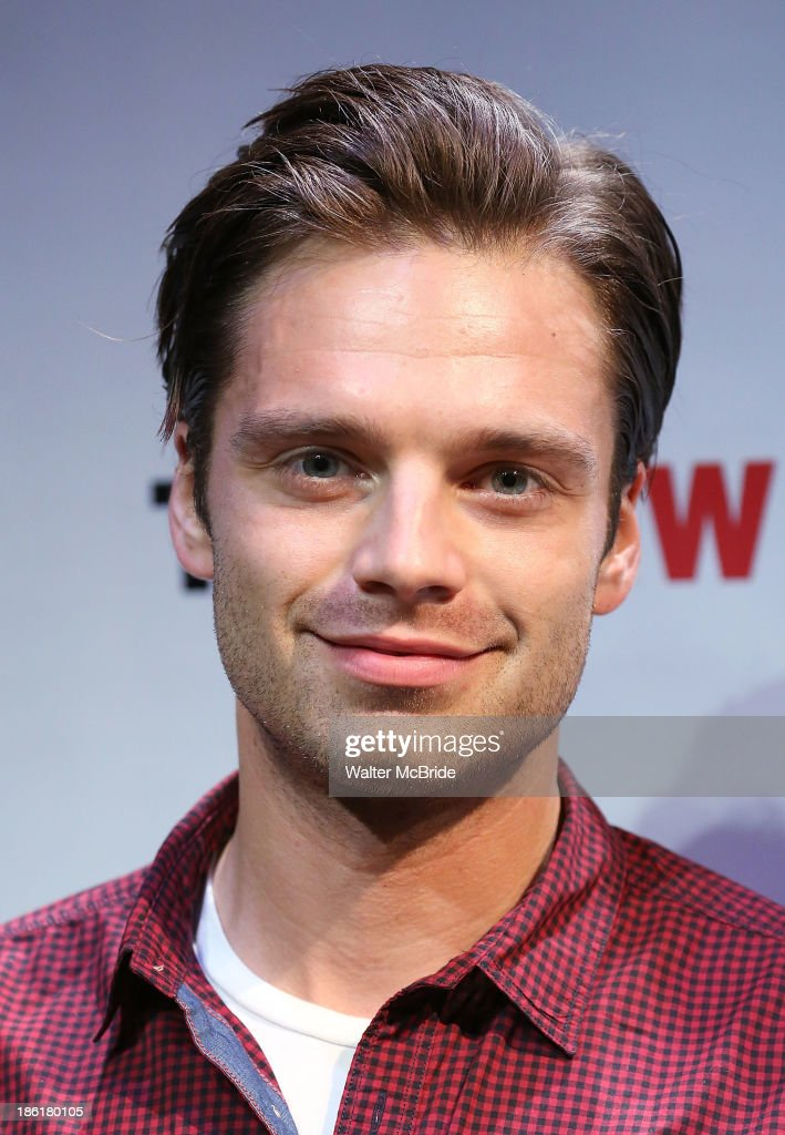 <a gi-track='captionPersonalityLinkClicked' href=/galleries/search?phrase=Sebastian+Stan&family=editorial&specificpeople=656034 ng-click='$event.stopPropagation()'>Sebastian Stan</a> attends the 'Crimes Of The Heart' benefit reading for The New Group at Acorn Theatre on October 28, 2013 in New York City.