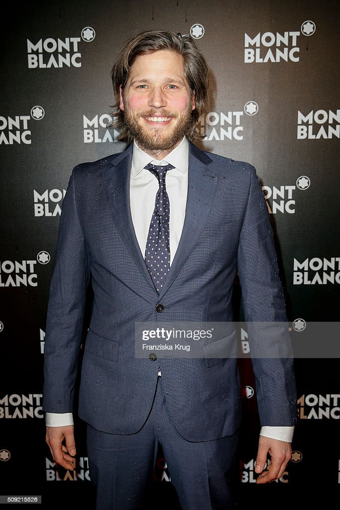 <a gi-track='captionPersonalityLinkClicked' href=/galleries/search?phrase=Sebastian+Stroebel&family=editorial&specificpeople=7065938 ng-click='$event.stopPropagation()'>Sebastian Stroebel</a> attends the Montblanc House Opening on February 09, 2016 in Hamburg, Germany.