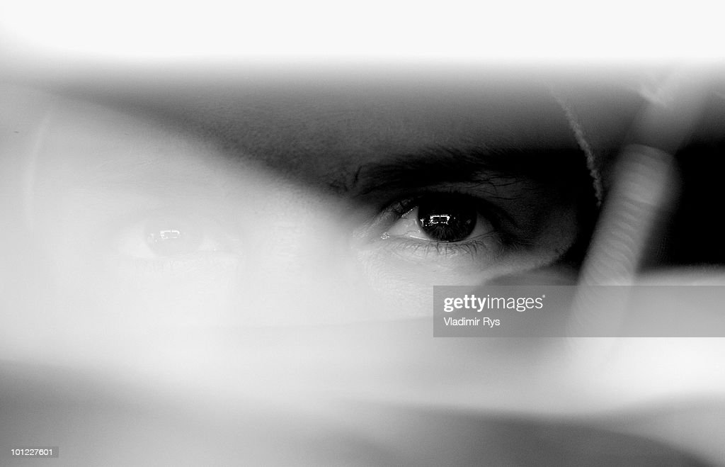 Sebastian Vettel of Germany and Red Bull Racing prepares to drive during practice for the Turkish Formula One Grand Prix at Istanbul Park on May 28, 2010, in Istanbul, Turkey.