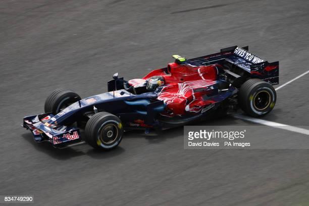 Sebastian Vettel Toro Rosso