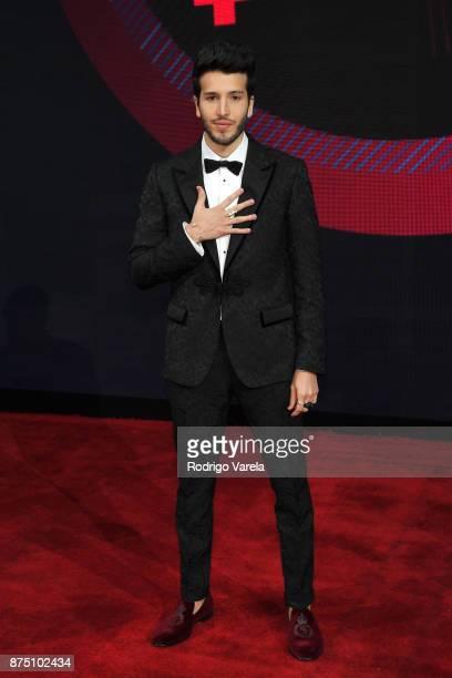 Sebastian Yatra attends The 18th Annual Latin Grammy Awards at MGM Grand Garden Arena on November 16 2017 in Las Vegas Nevada