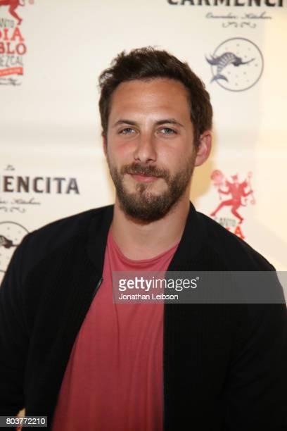 Sebastian Zurita attends the La Carmencita Celebrates Its Grand Opening on June 29 2017 in Los Angeles California