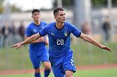 ITA: Italy U19 v Malta U19 - UEFA European Under-19 Championship Qualifying Round