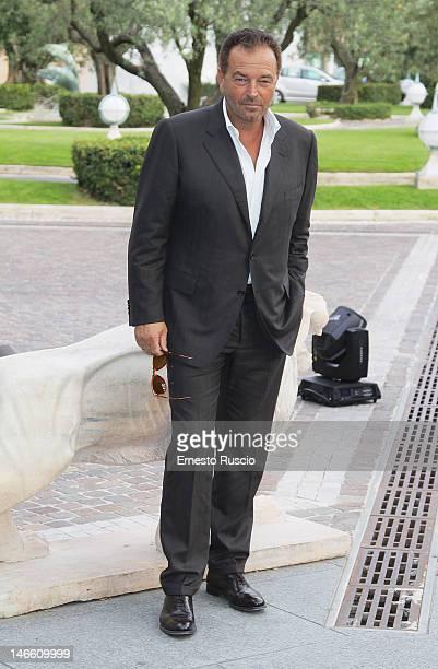 Sebastiano Somma attends the Palinsesti Rai photocall at Cavalieri Hilton Hotel on June 20 2012 in Rome Italy