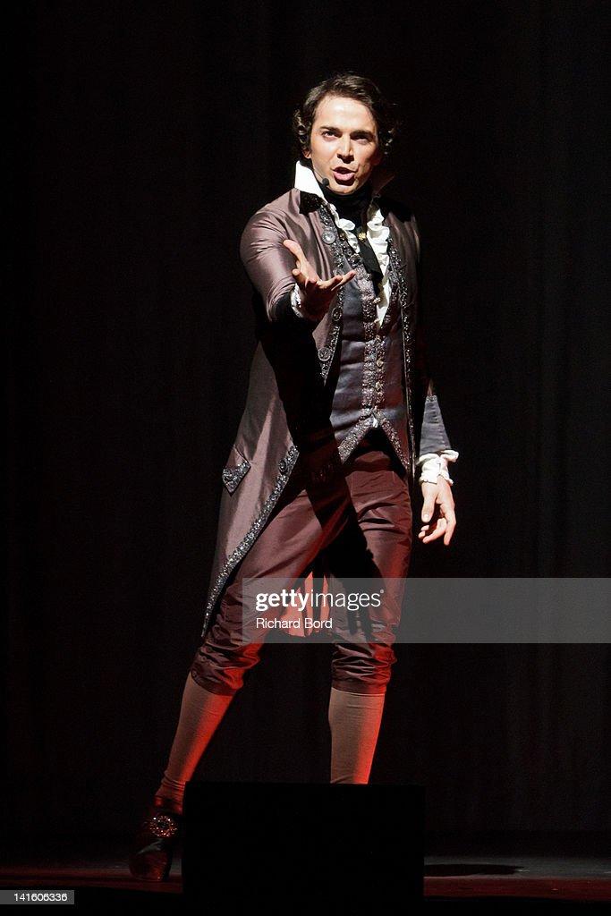 '1789, Les Amants De Bastille' The Musical - Showcase