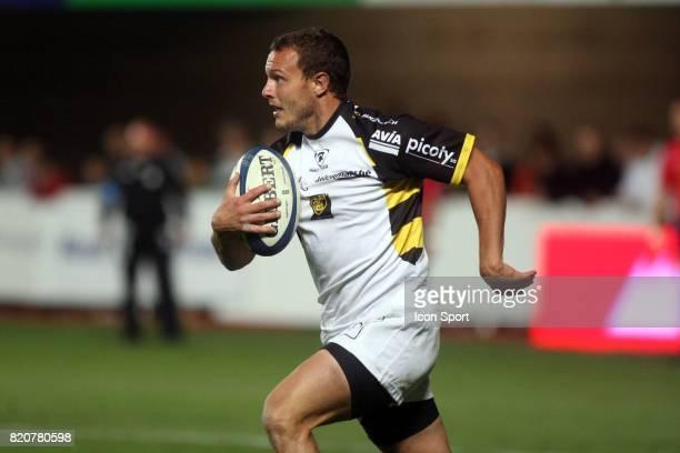 Sebastien BOBOUL Montpellier / La Rochelle 8eme journee de Top 14