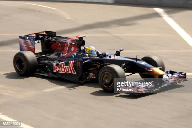 Sebastien Bourdais Toro Rosso