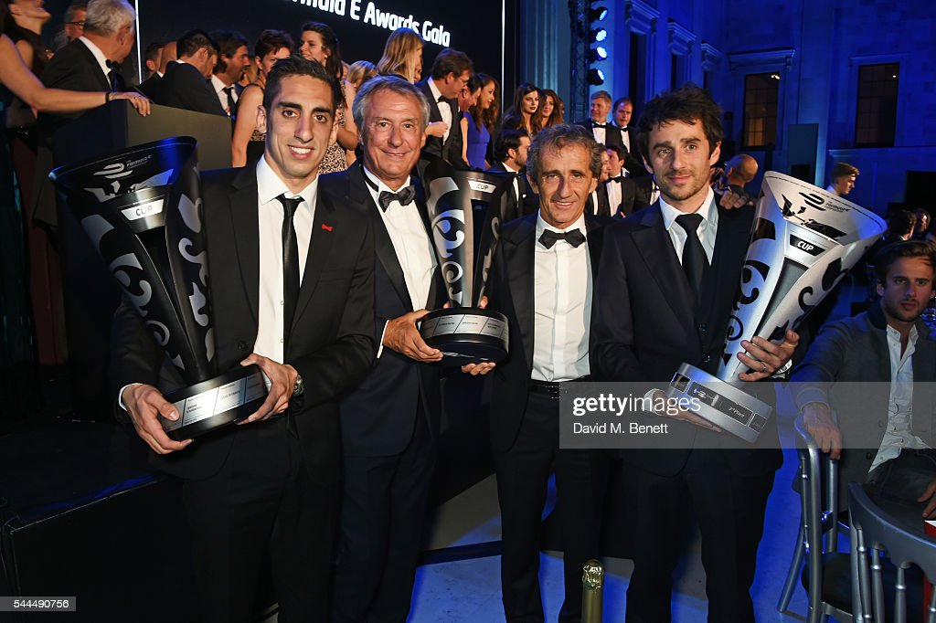 2016 FIA Formula E Visa London ePrix - Gala Dinner