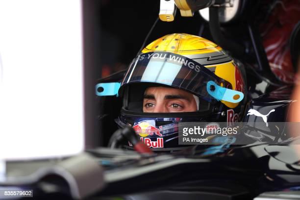Sebastien Buemi Toro Rosso