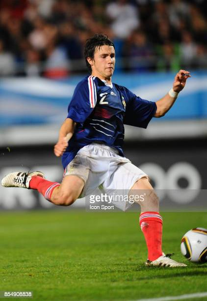 Sebastien CORCHIA France / Turquie Match amical Espoirs Troyes