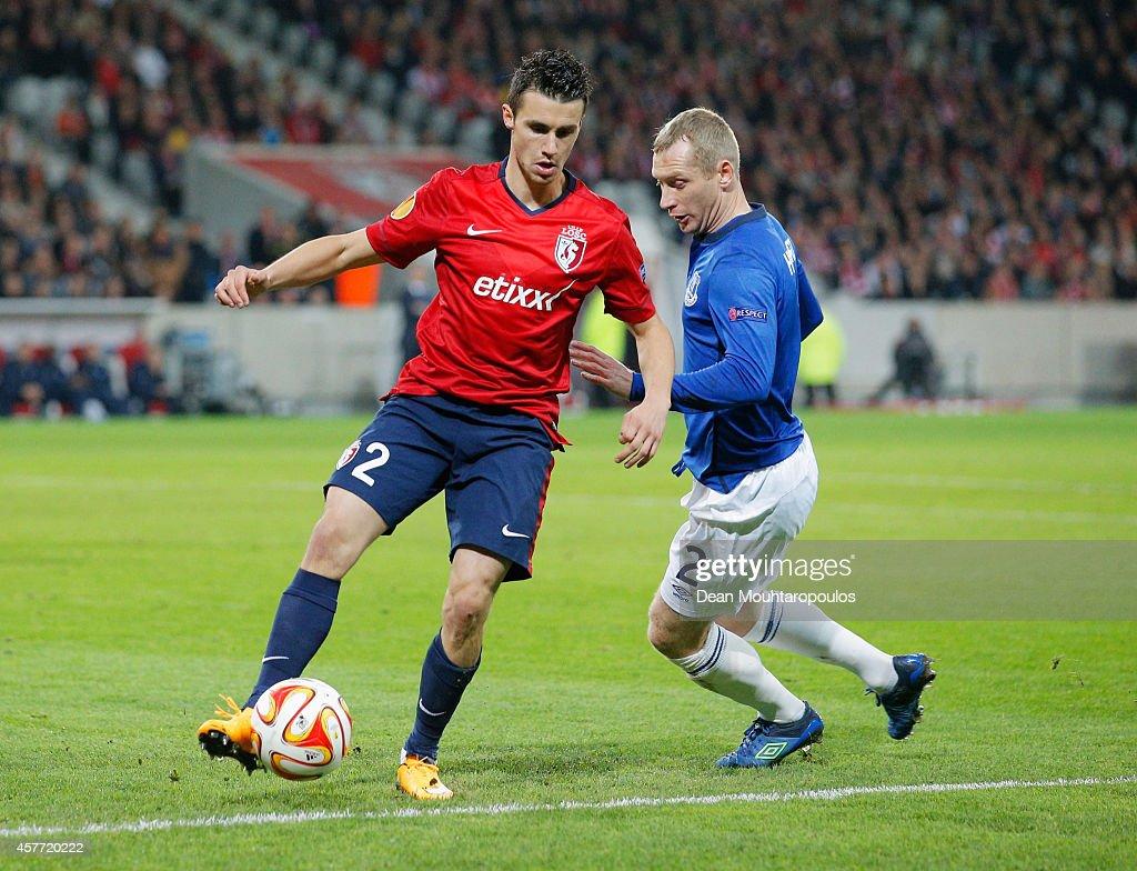 LOSC Lille v Everton FC - UEFA Europa League