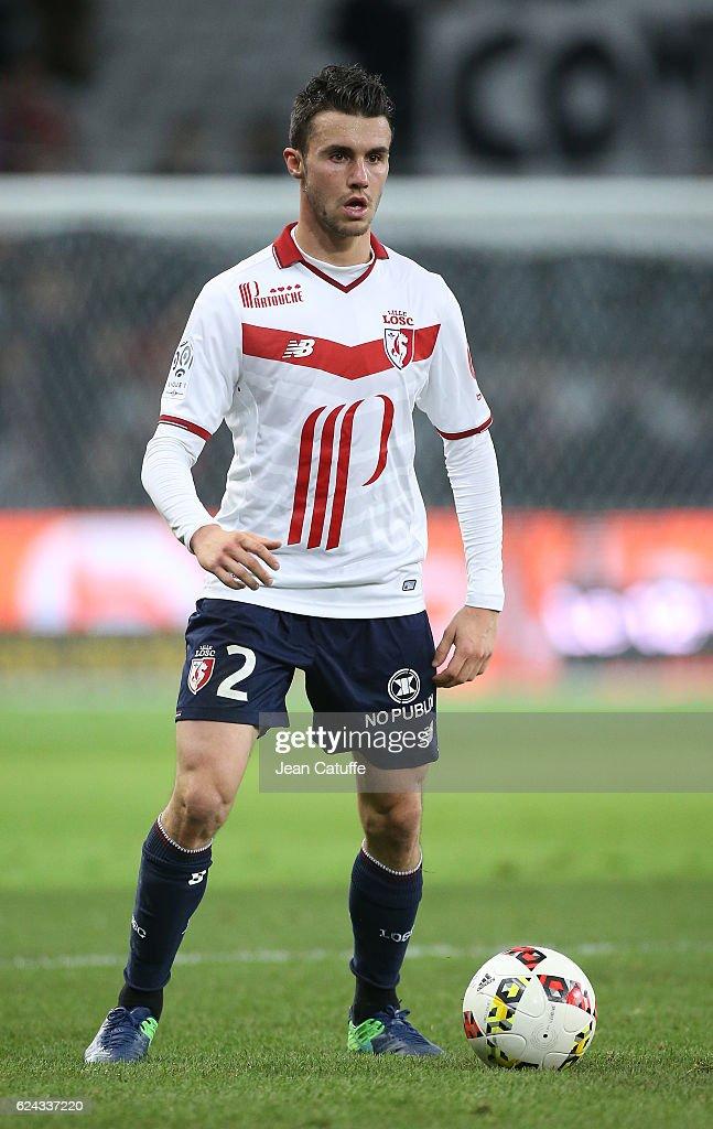 Lille OCS v Olympique Lyonnais - Ligue 1