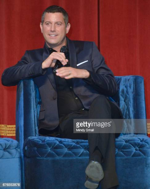 Sebastien Izambard of Il Divo attends a news conference announcing the group's September sixshow headlining engagement 'Il Divo This is Your Night...