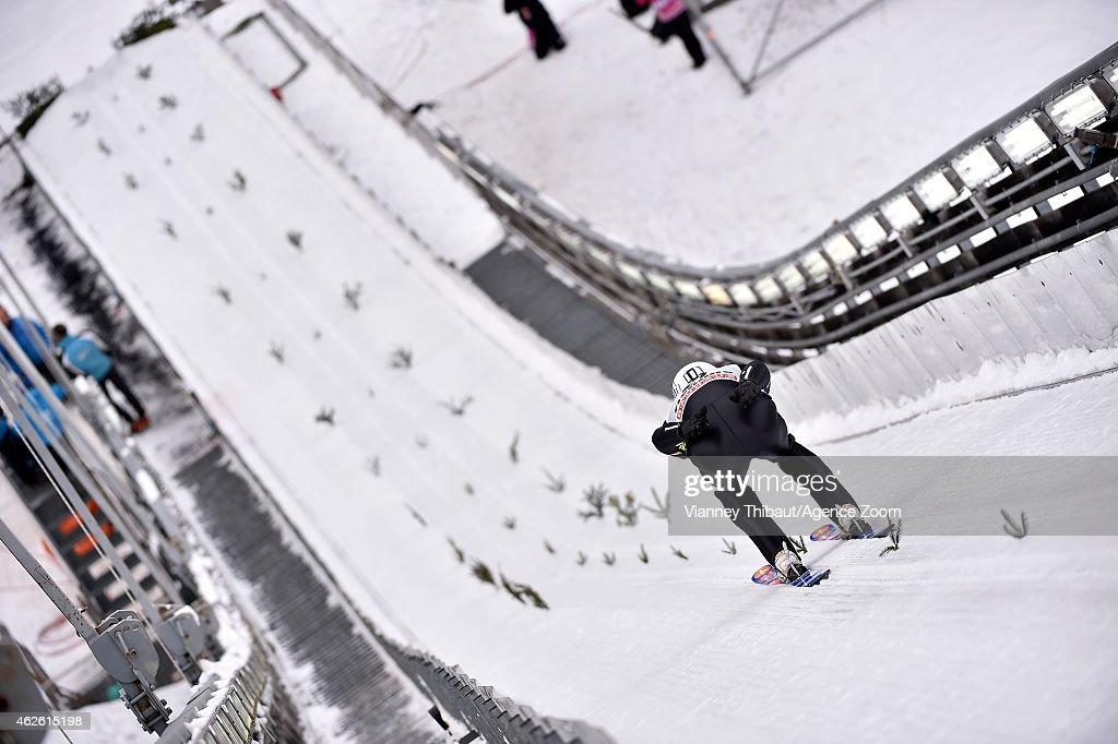 FIS Nordic World Cup - Men's Nordic Combined HS134/10k