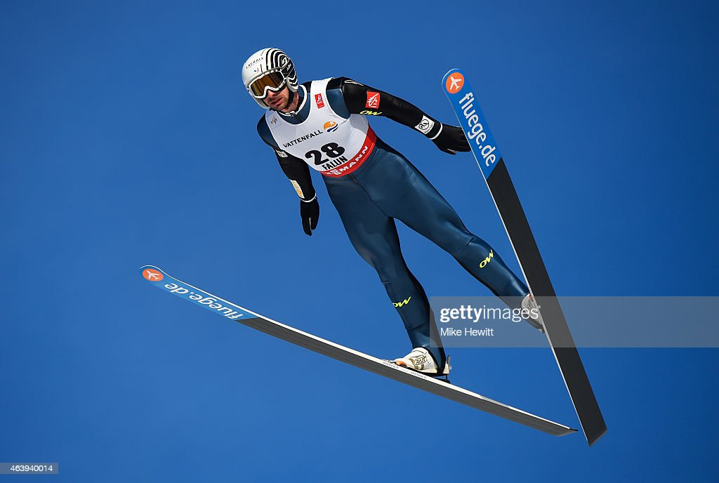 Men's Nordic Combined HS100/10km - FIS Nordic World Ski Championships