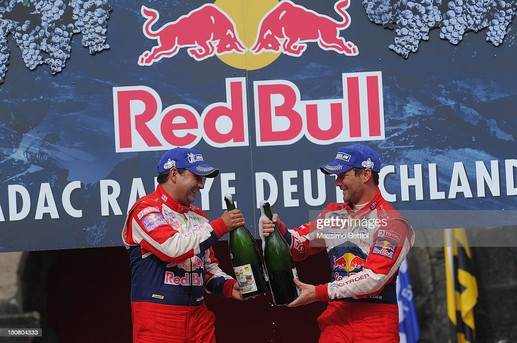 FIA World Rally Championship Germany - Day Three