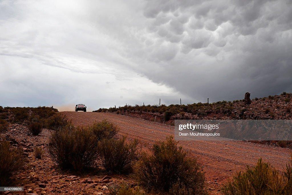 2016 Dakar Rally - Day Seven