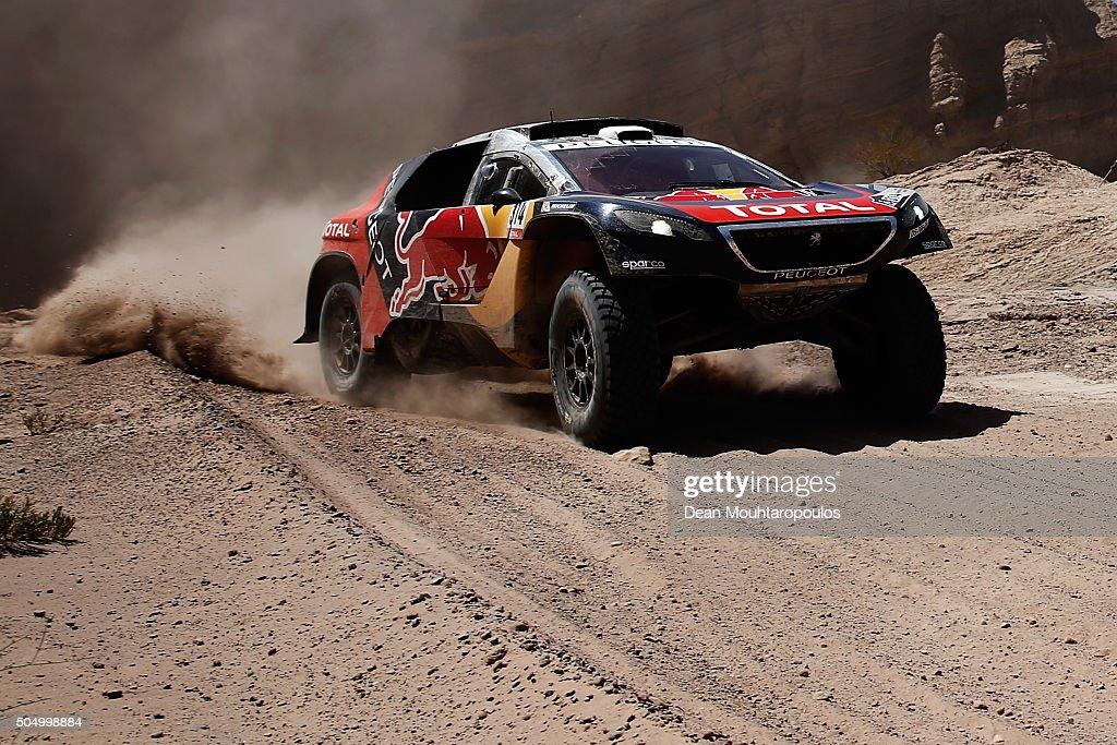 2016 Dakar Rally - Day Twelve