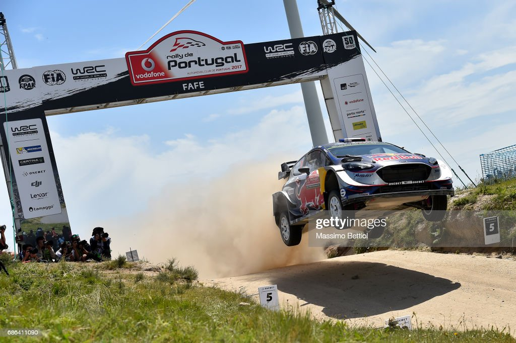 FIA World Rally Championship Portugal - Day Three