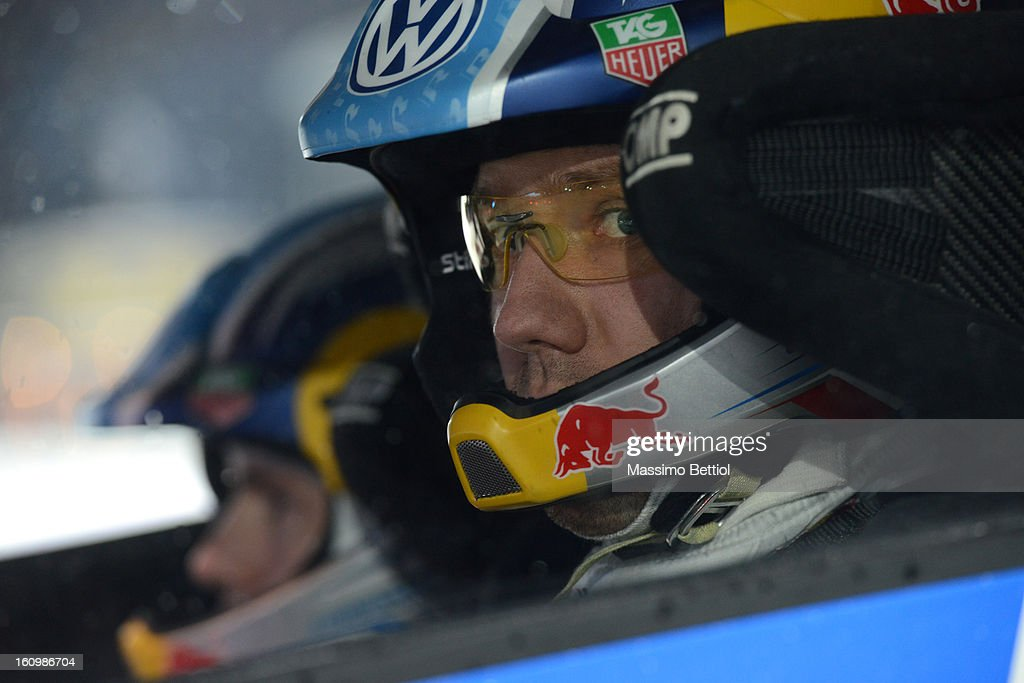 <a gi-track='captionPersonalityLinkClicked' href=/galleries/search?phrase=Sebastien+Ogier&family=editorial&specificpeople=4946813 ng-click='$event.stopPropagation()'>Sebastien Ogier</a> of France and <a gi-track='captionPersonalityLinkClicked' href=/galleries/search?phrase=Julien+Ingrassia&family=editorial&specificpeople=4947850 ng-click='$event.stopPropagation()'>Julien Ingrassia</a> of France portraits during Day One of the WRC Sweden on February 08 , 2013 in Karlstad , Sweden.