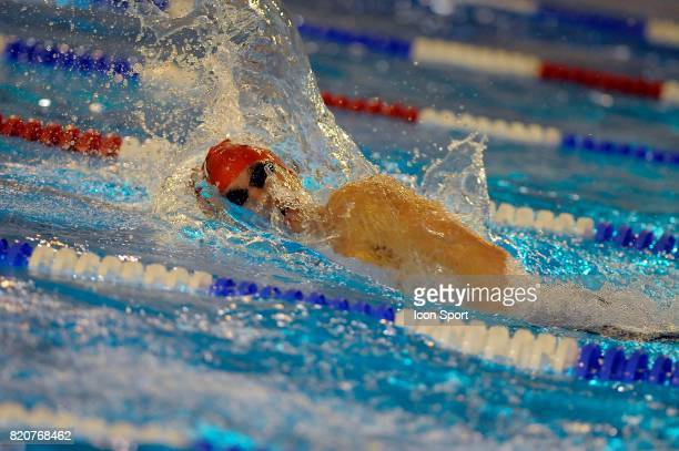 Sebastien ROUAULT 800m NL Championnats de France de Natation en Petit Bassin 2010 Chartres