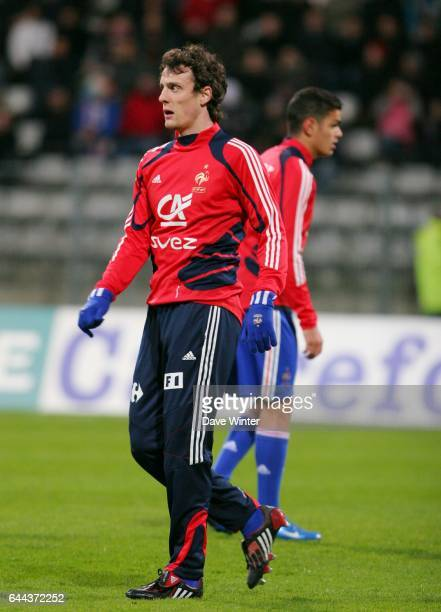 Sebastien SQUILLACI / Hatem BEN ARFA France A' / Mali Match amical Stade Charlety Photo Dave Winter / Icon Sport