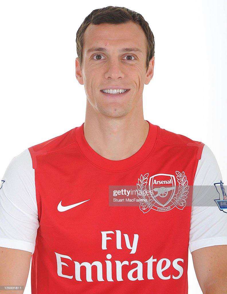 Arsenal Photocall