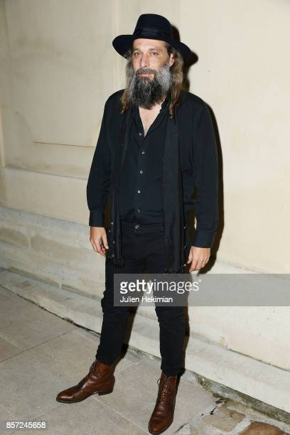 Sebastien Tellier attends the Chanel 'Code Coco' Watch Launch Party as part of the Paris Fashion Week Womenswear Spring/Summer 2018 on October 3 2017...