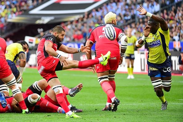 Rc Toulon v Clermont Auvergne - Top 14 Final : News Photo
