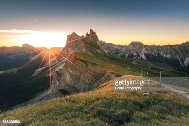 Seceda, Dolomite, Italy