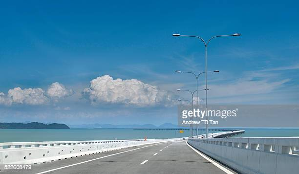 Second bridge to Penang Island