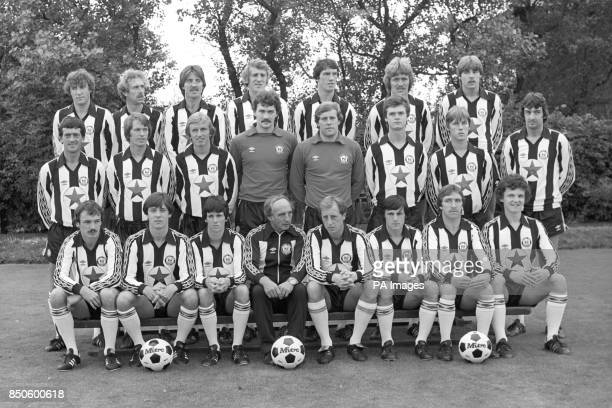 Second Division Newcastle United squad prior to the 198081 season Steve Carney John Connolly Bobby Shinton Stuart Boam Bill Rafferty Kenny Mitchell...