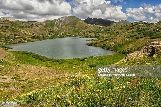 Second Highland Mary Mountain Lake