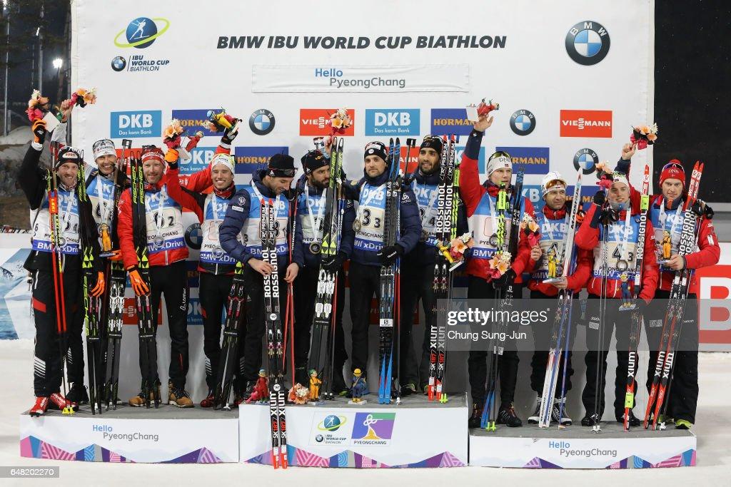 BMW IBU World Cup Biathlon 2017 - Day 4