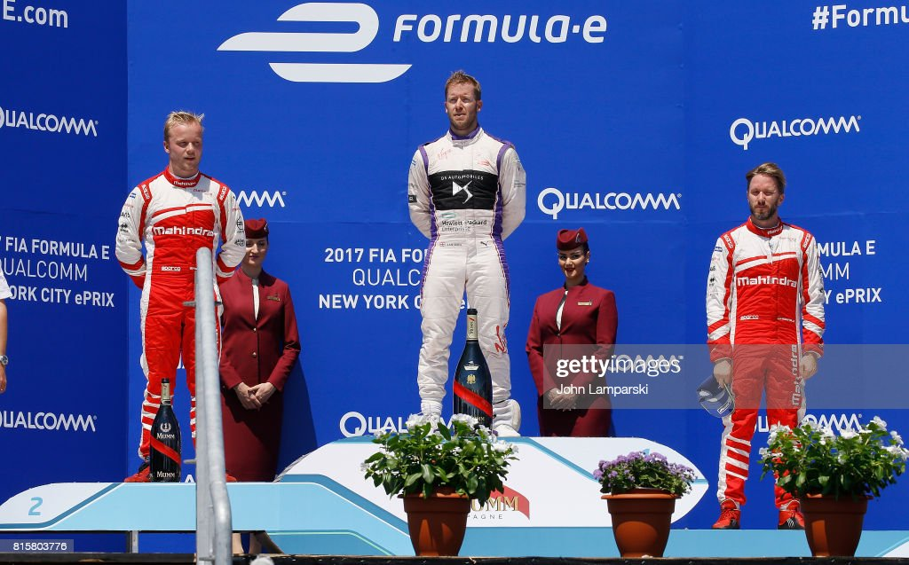 Formula E Qualcomm New York City ePrix