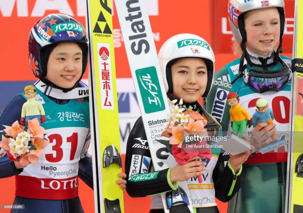 FIS Ski Jumping World Cup PyeongChang - Day 2
