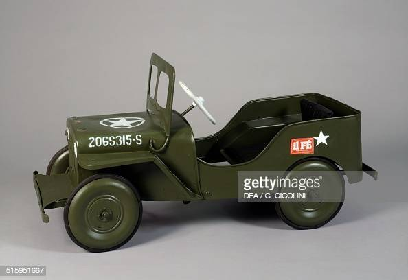 Second world war pedal jeep Italy 20th century