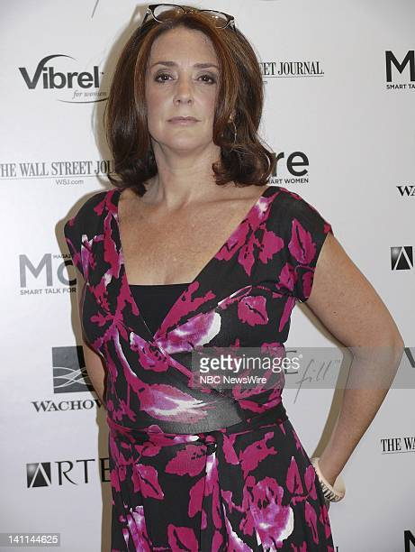 NBC NEWS SecondAnnual More Magazine Reinvention Convention Pictured Actress Talia Balsam arrives for the SecondAnnual More Magazine Reinvention...