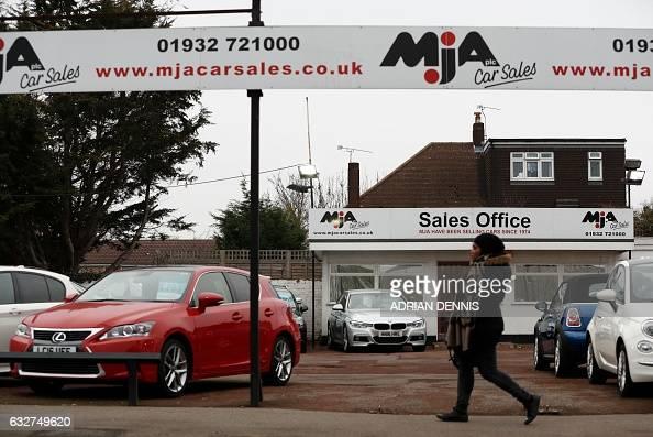 Mja Car Sales Sunbury On Thames