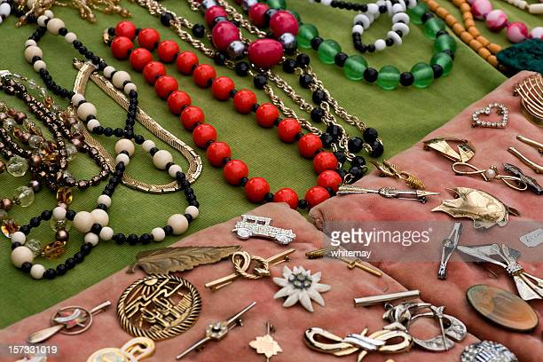 Secondhand jewellery