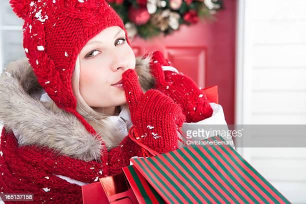 Secret Christmas Shopping